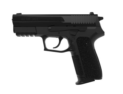 Plinski pištolj RETAY 2022 9mm