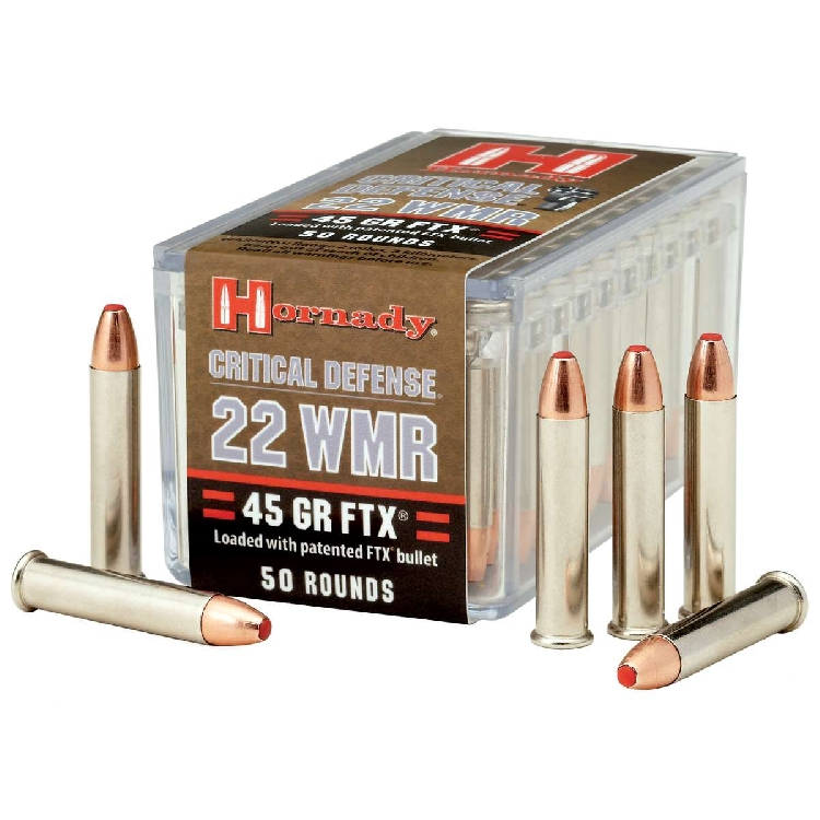 Hornady .22WMR FTX 2,92g/45gr