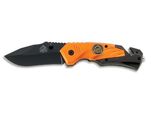 Nož PUMA TEC Rescue Orange 7333811