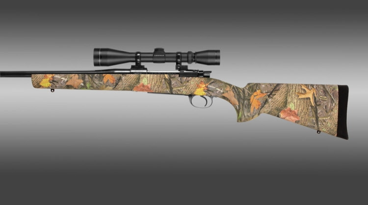 Kundak HOGUE CZ 70/Mauser 98 PB Woodland
