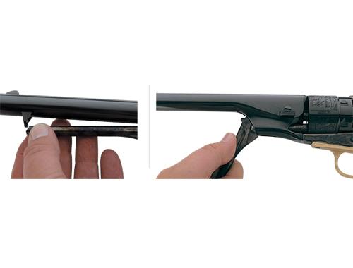 Revolver A.UBERTI 1862 Police .36