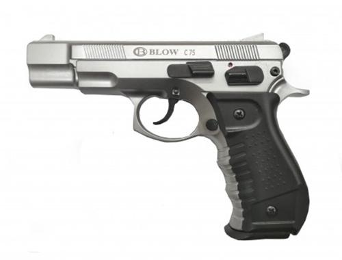 Plinski pištolj BLOW C75 chrome 9mm