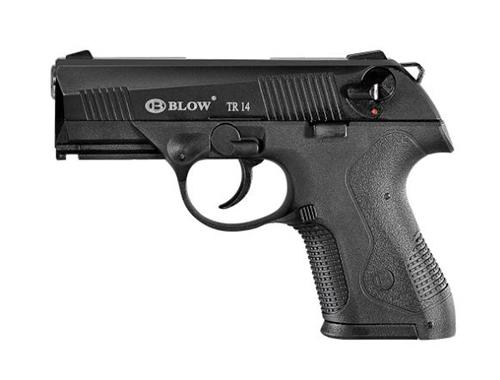 Plinski pištolj BLOW TR14 black 9mm