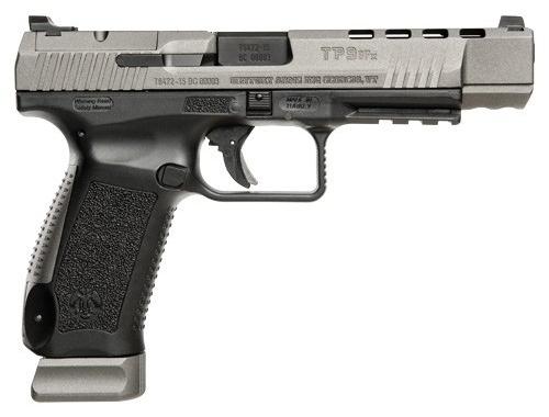 Pištolj CANIK TP9 SFX Tungsten 9x19mm