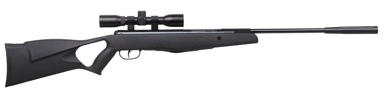 Zračna puška CROSMAN Charger NP 365m/s 4,5mm + optika 4x32