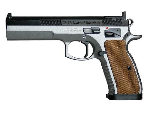 Pištolj CZ 75 TS 9x19mm
