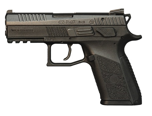 Pištolj CZ P07 9x19mm