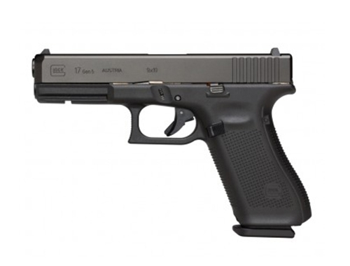 Pištolj GLOCK 17 Gen5 9x19mm