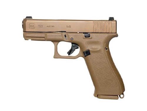 Pištolj GLOCK 19X Coyote 9x19mm