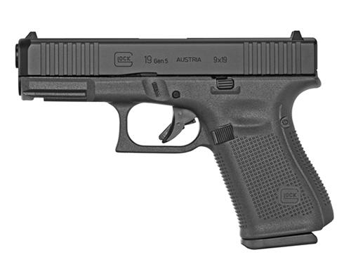 Pištolj GLOCK 19 Gen5 FS 9x19mm