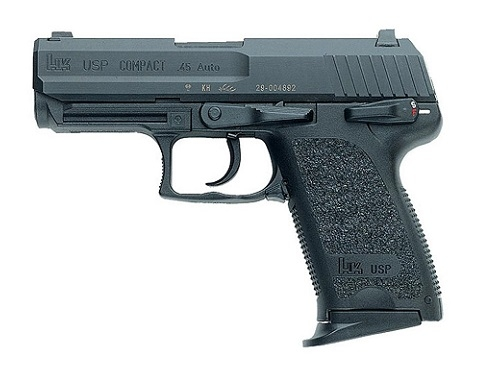 Pištolj H&K USP Compact 9x19mm