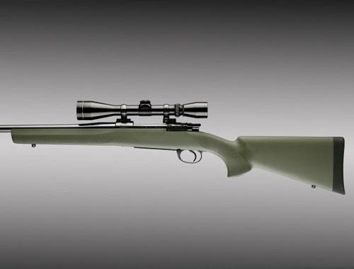 Kundak HOGUE CZ 70/Mauser 98 PB Olive
