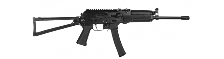 Puška IZHMASH Saiga 9 9x19mm