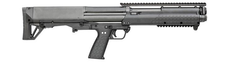 Puška KEL-TEC KSG 12/76 Black