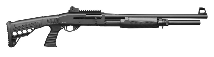 Puška PALLAS TwinTec Tactical Black 12/76 51cm MC