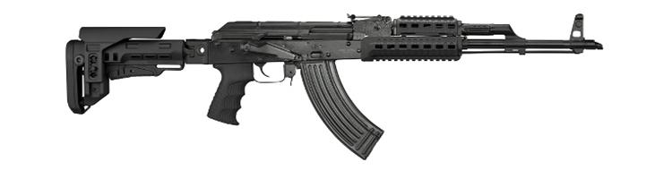 Puška SDM AK-47 SPETSNAZ 7,62x39mm Black
