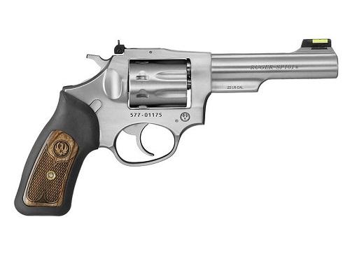 Revolver RUGER SP101 .22LR 4
