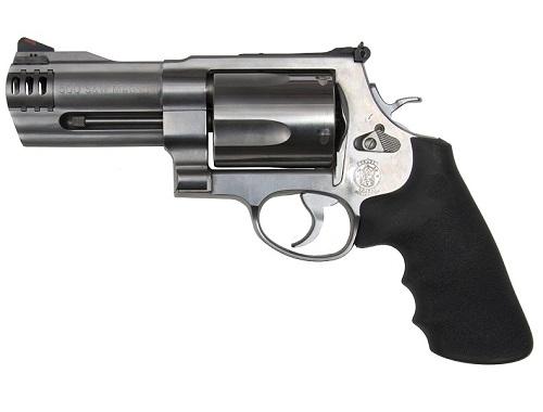 Revolver S&W 500 Magnum 4