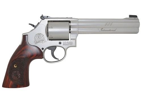 Revolver S&W 686 International .357 Mag 6
