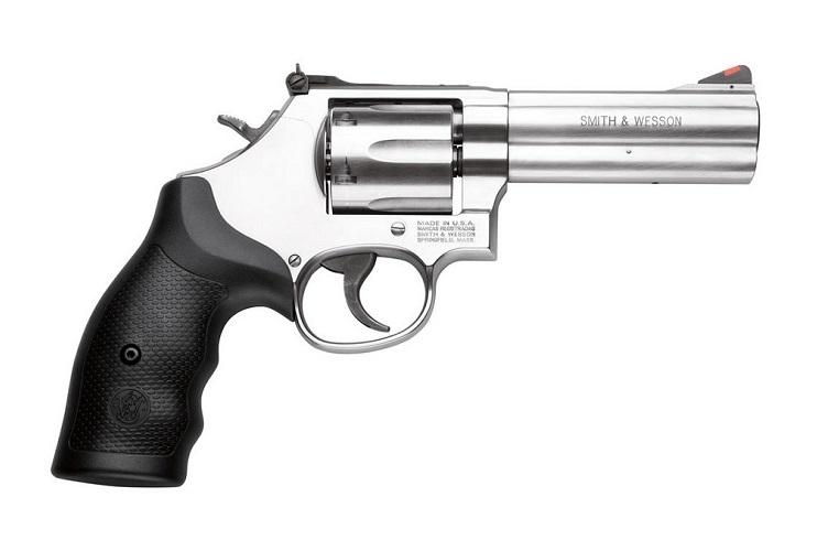 Revolver S&W 686 .357 Mag 4