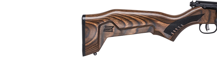 Puška SAVAGE 93 Minimalist Brown .22WMR 18