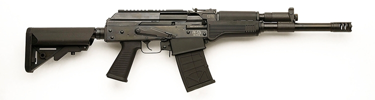 Puška SDM AK-12 Tactical 12/76