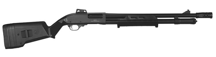 Puška SDM M870 Adaptive Shotgun 12/76 20