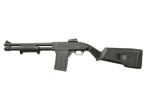 Puška SDM M870 Front Unit Shotgun 12/76 black