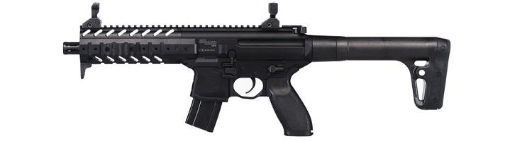 Zračna puška SIG SAUER MPX 4,5mm CO2