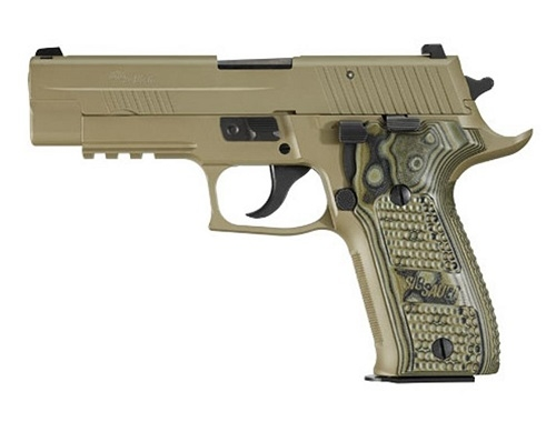 Pištolj SIG SAUER P226 Scorpion FDE 9x19