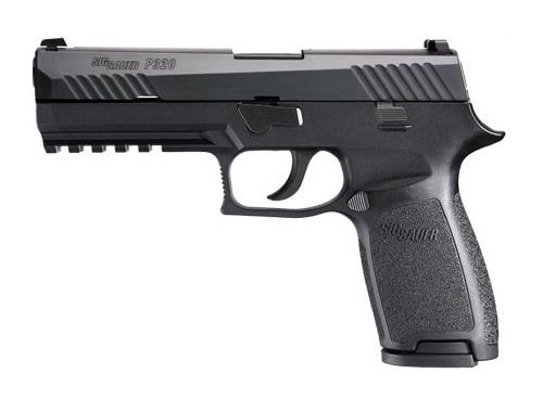 Pištolj SIG SAUER P320 FS 9x19mm