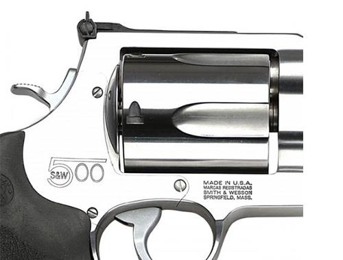 Revolver Smith&Wesson 500 Magnum 8-3/8