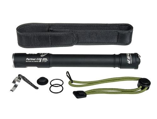 Svjetiljka ARMYTEK Partner C4 PRO V3 2300 lumen