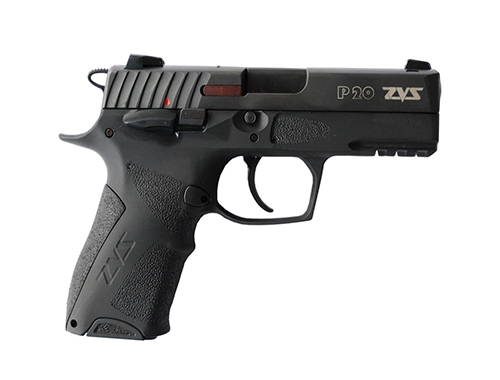 Pištolj ZVS P20 9x19mm