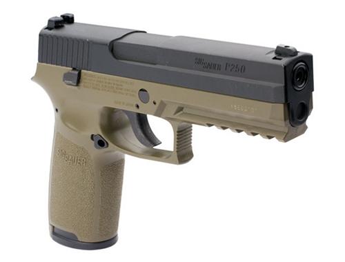 Zračni pištolj SIG SAUER P250 4,5mm CO2 FDE