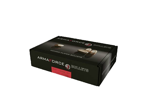 Zrna ARMAFORCE 9mm 124grs RN pobakrene