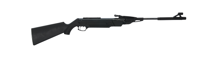 Puška zračna BAIKAL MP512 4,5mm synthetic