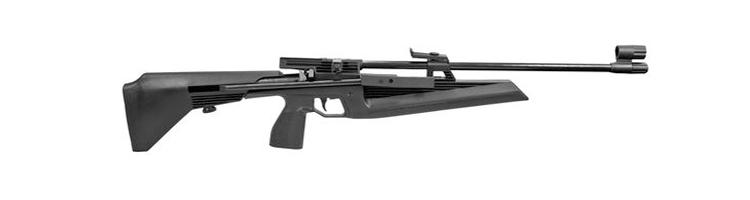 Puška zračna BAIKAL MP61 4,5mm synthetic