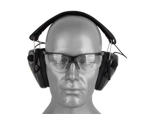 Aktivni antifoni CALDWELL E-Max + zaštitne naočale