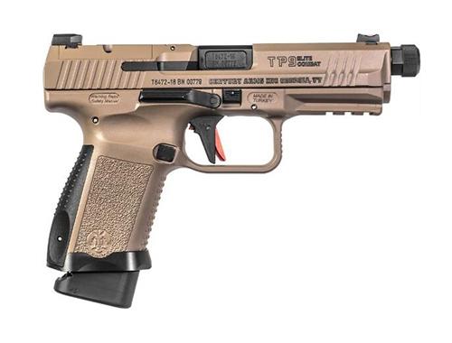 Pištolj CANIK TP9 Elite Combat FDE 9x19mm