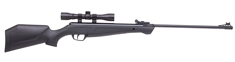 Zračna puška CROSMAN Shockwave NP 23,8J 4,5mm + optika 4x32