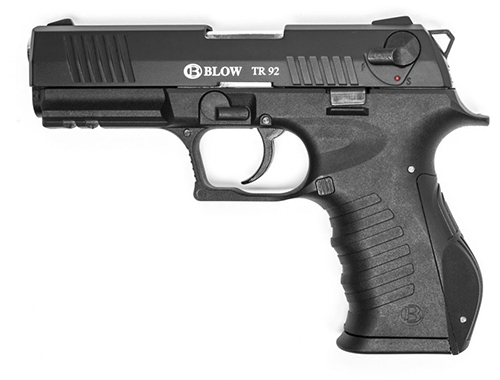 Plinski pištolj BLOW TR92 9mm