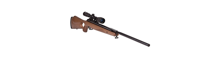 Zračna puška CROSMAN BENJAMIN Trail NP XL1500 4,5mm + optika 3-9x40