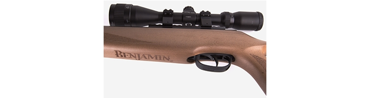 Zračna puška CROSMAN BENJAMIN Trail NP XL1500 4,5mm + optika 3-9x40